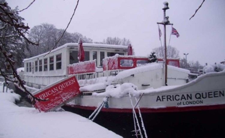 African Queen Thames Cruises