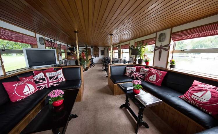 African Queen Deck